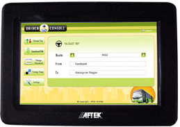 Aftek India Intelligent Transport System